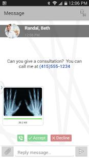 Spok Mobile - screenshot thumbnail
