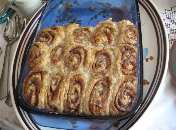 Cinnamon Breakfast Rolls Recipe