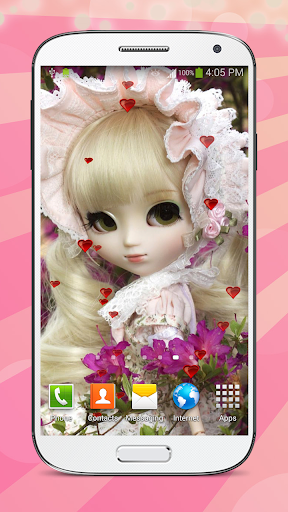 Sweet Dolls Live Wallpaper HD