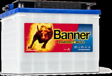 Banner Marin Energy Bull 12v 75Ah