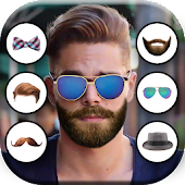 Macho : Pic Editor for Man Hair Style & Abs Editor Icon