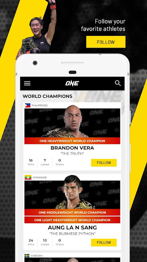 ONE Championship 1.1.26 gameplay | AndroidFC 2