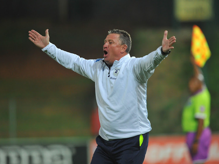 Bidvest Wits head coach Gavin Hunt believes his team should have buried Mamelodi Sundowns.