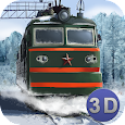 Russian Train Driver Simulator