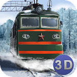 Russian Train Driver Simulator Icon