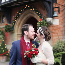 Wedding photographer Natasha Thompson (thompson). Photo of 15.01.2015