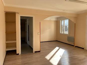 Appartement 3 pièces 70,13 m2