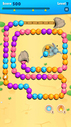 Marble Wild Friends screenshot 1