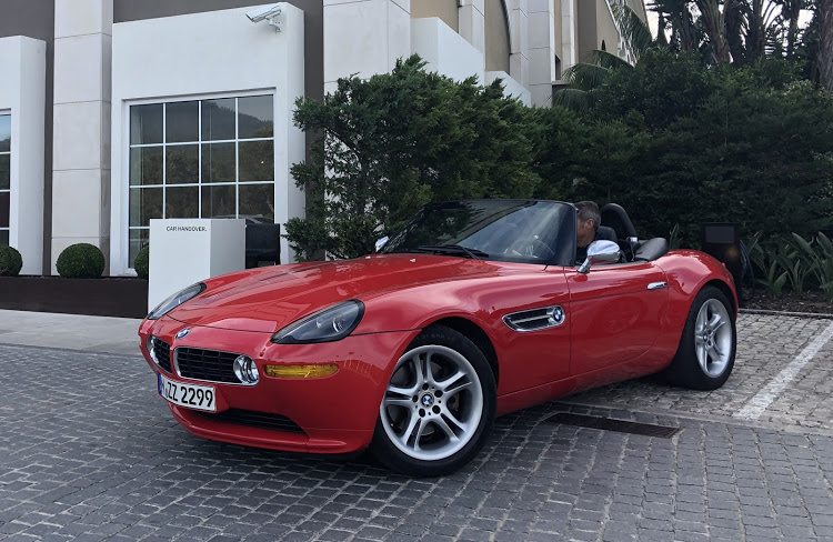 The BMW Z8 is timeless in its design and appeal.