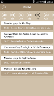 Download FIMM - Festival Internacional de Música de Marvão For PC Windows and Mac apk screenshot 2