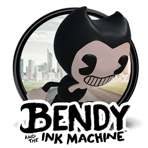 Scary Bendy Neighbor : Ghost City file APK for Gaming PC/PS3/PS4 Smart TV