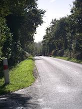 Photo: Route vers Vigneux
