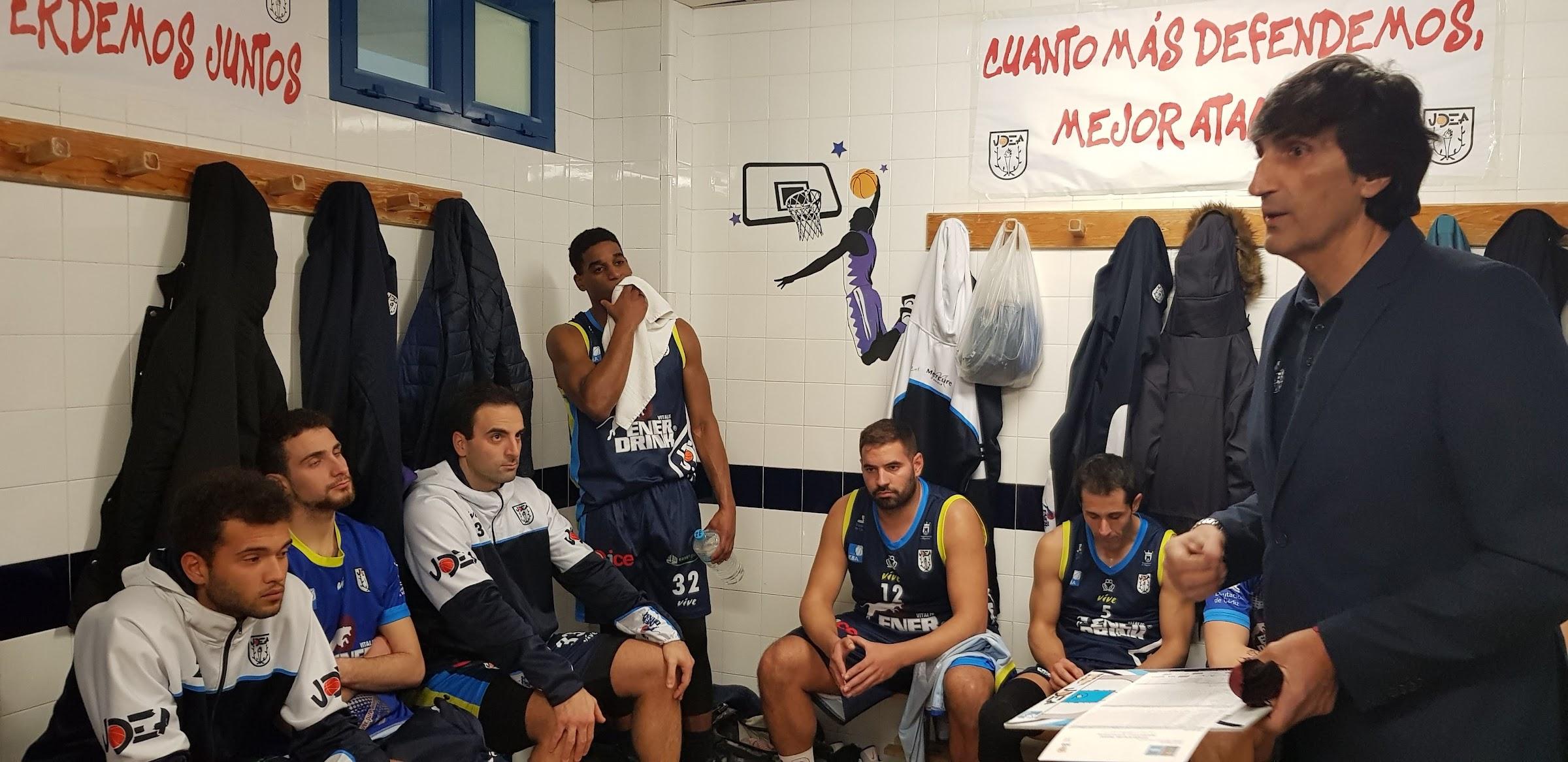 UDEA Algeciras, campeón del grupo D-B de la Liga EBA