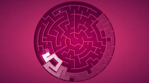 Maze: path of light u2728 apktram screenshots 4