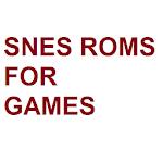 SNES Roms For Games 1.1