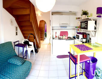 Maison 3 pièces 33 m2