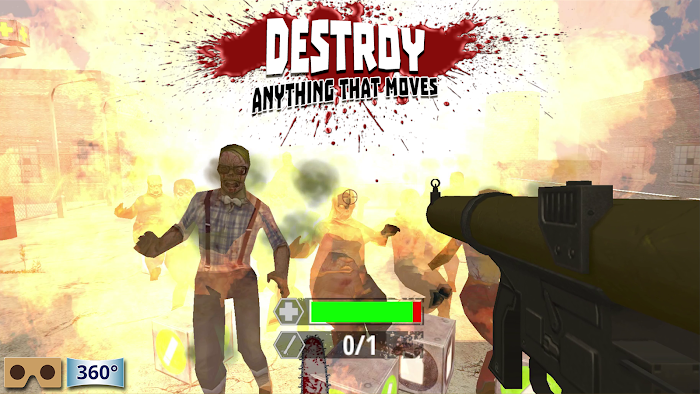 I Slay Zombies - VR Shooter- screenshot