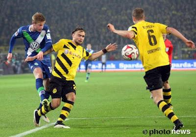 De Bruyne donne l'avantage à Wolfsburg à Berlin