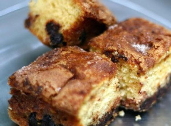 Cinnamon Coffee Cake Ii Recipe
