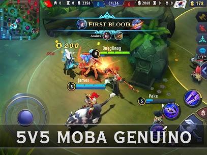 Mobile Legends Bang Bang Apk Mod Radar 6