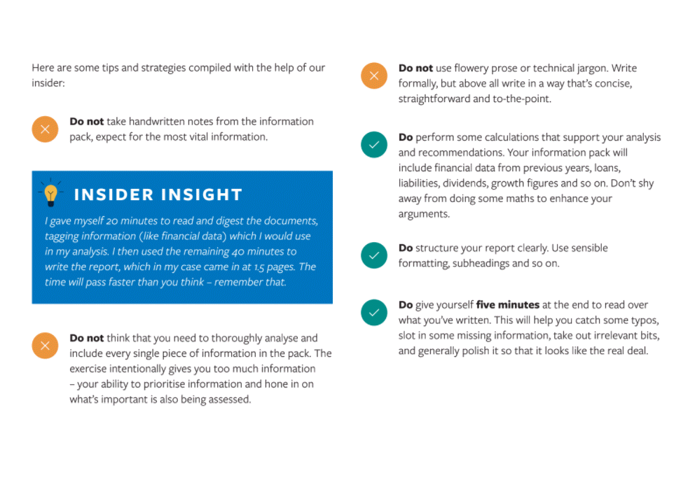 KPMG Interview Guide Excerpt - Chapter 5