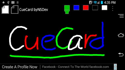 CueCard byNSDev 1.0.3 Windows u7528 2