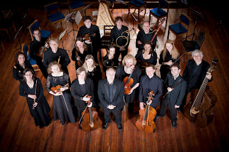 Photo: The orchestra of the Dunedin Consort (c) David Barbour