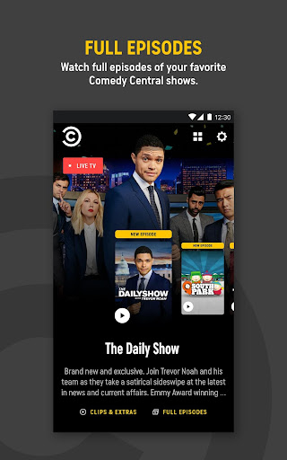 Comedy Central 23.12.0 app download 1