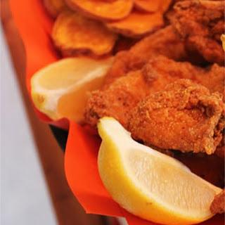 Creole Deep Fried Swai Fillets