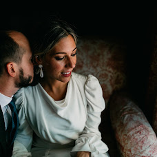 Wedding photographer Gorka Alaba (gorkaalaba). Photo of 04.10.2018