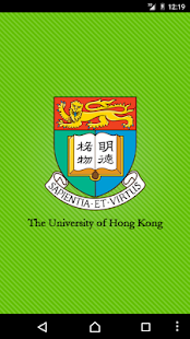 The University of Hong Kong- screenshot thumbnail