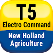 New Holland Agriculture T5 EC