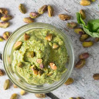 10-Minute Pistachio Pesto