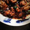 Black Bean, cantonese, chinese, dim sum, recipe, steamed ribs, Steamed Spareribs, 蒜蓉豆豉蒸排骨, 豉汁排骨