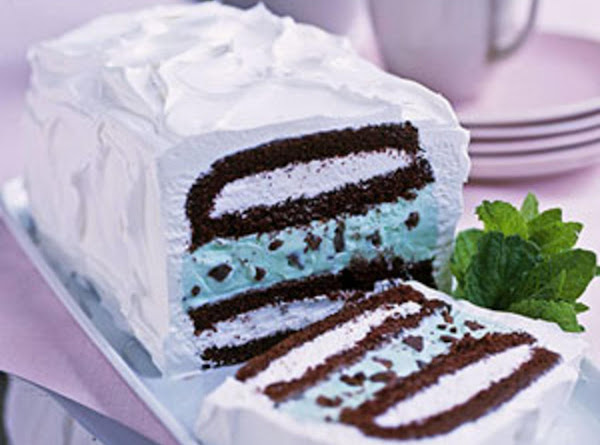 Ice-cream Cake-easy Recipe