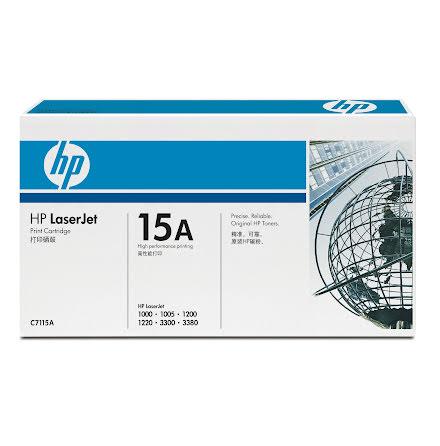 Toner HP C7115A 2,5k svart
