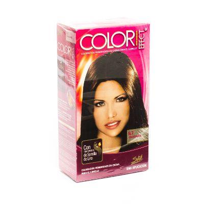 Tinte Slik Color Efect Kit 6.7 Chocolate