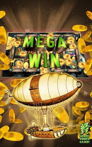 Steampunk Big City Slot Machine