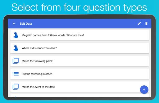 Topgrade Quiz Maker 2.5.4 screenshots 17