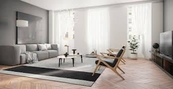 Appartement 4 pièces 104,73 m2