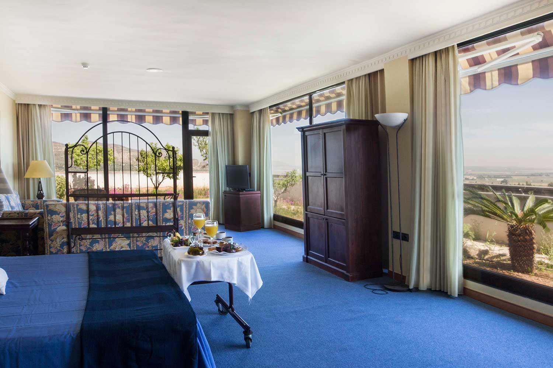Habitación Suite Real Hotel Antequera Málaga