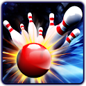 Bowl Pin Strike Deluxe 3D icon