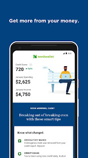 NerdWallet: Personal Finance & All Things Money Screenshot