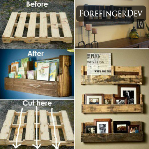 Easy DIY Pallet Project