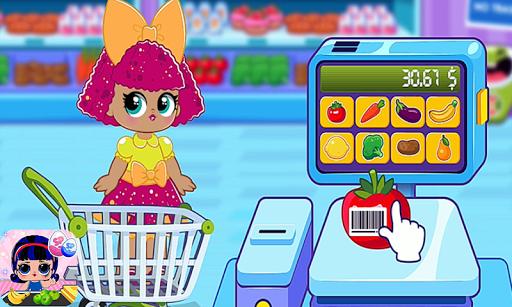 Omg Dolls Supermarket 7.25 screenshots 1