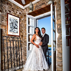 Wedding photographer Kostas Sinis (sinis). Photo of 28.07.2017