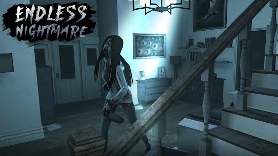 Endless Nightmare: Epic Creepy & Scary Horror Game mod apk download for Android 3