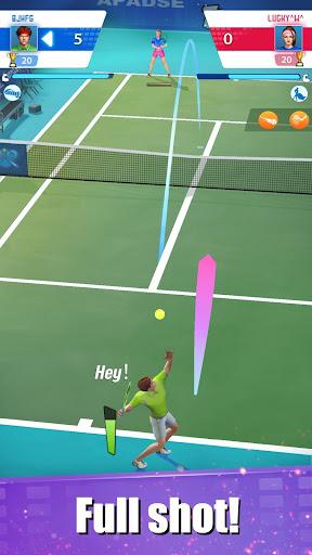 Tennis Tour (Beta) android2mod screenshots 3