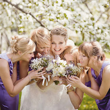 Wedding photographer Natasha Fedorova (fevana). Photo of 21.05.2013