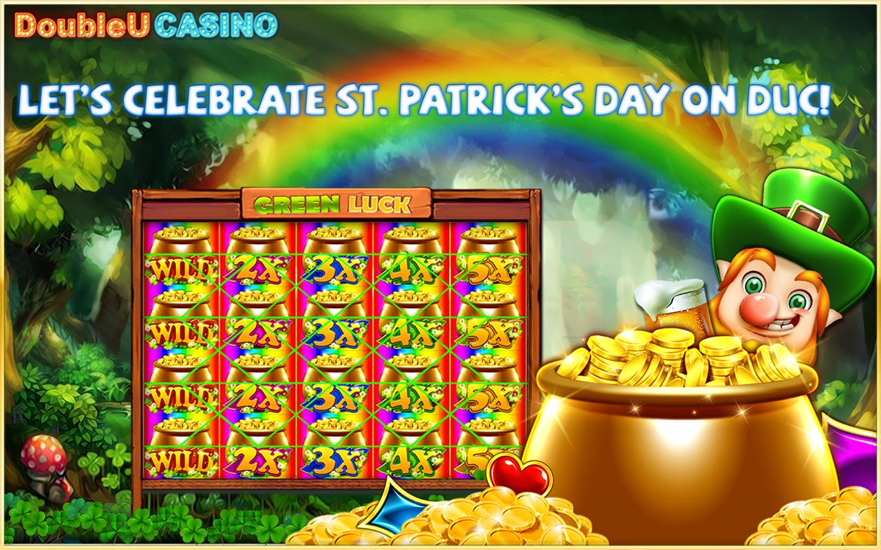 double u casino free games